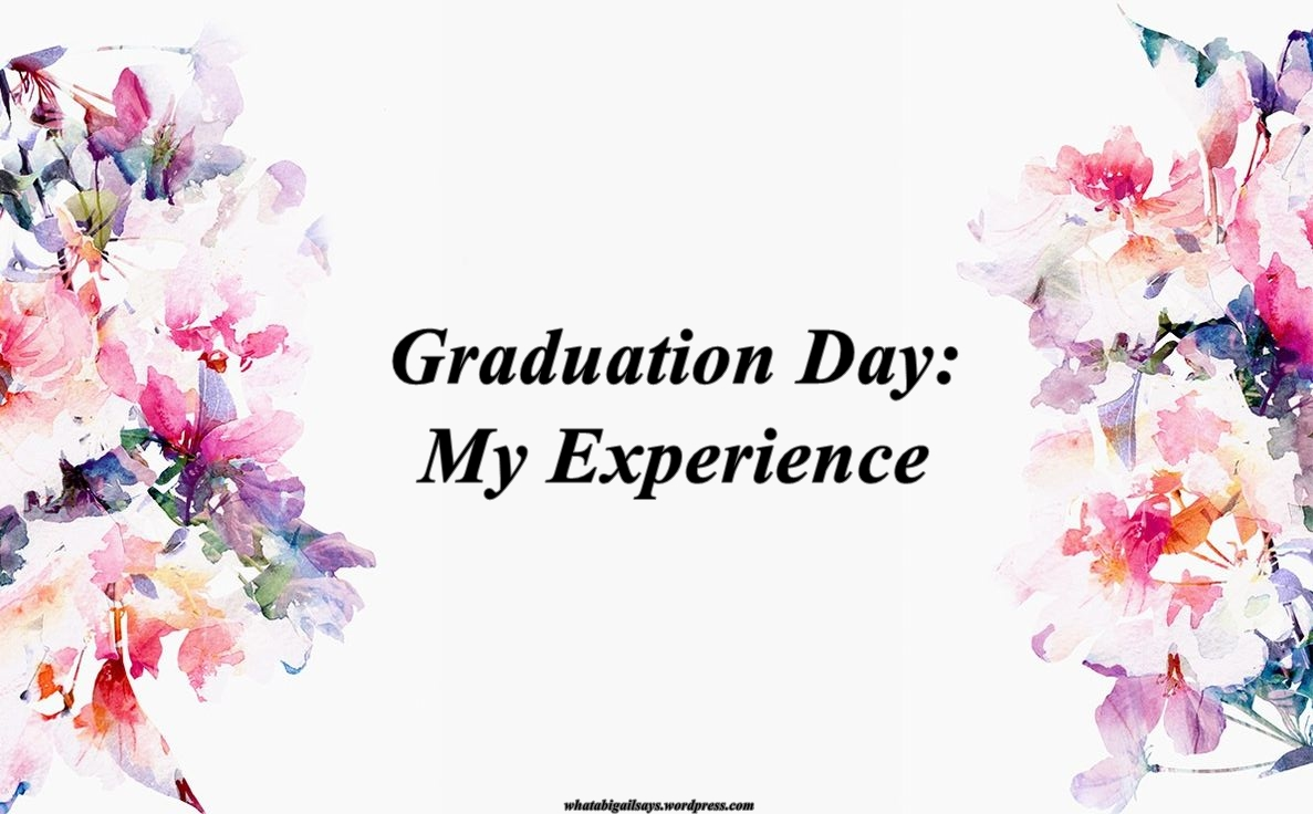 Grad Day Experience Banner