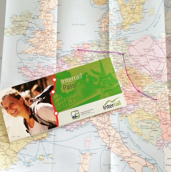 Top Tips For Planning Your Interrail Adventure