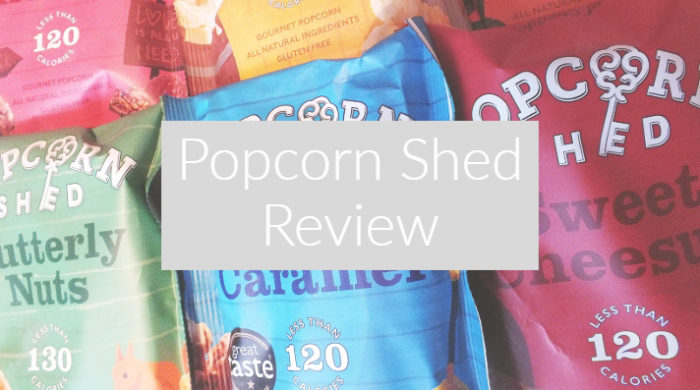 AD Popcorn Shed: The Perfect Snack?