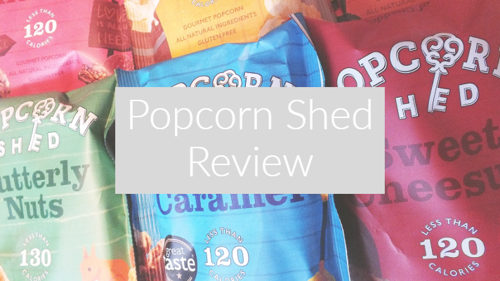Popcorn Shed: The Perfect Snack?
