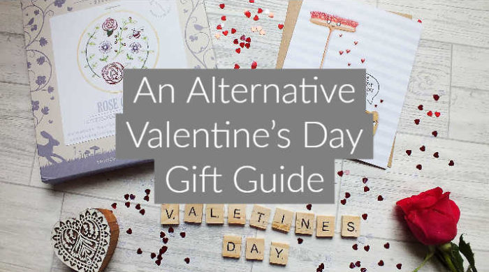 AD: An Alternative Valentine's Day Gift Guide