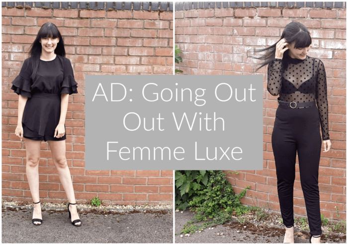 AD: Going Out Out With Femme Luxe